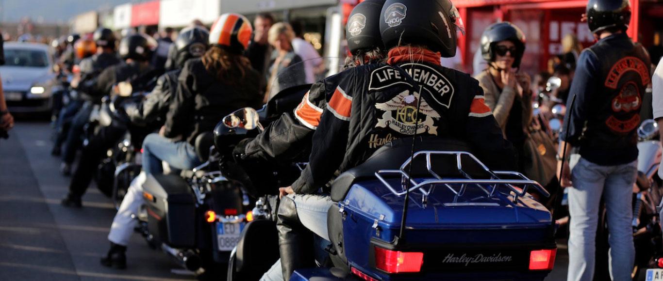 Harley-Davidson : Euro Festival