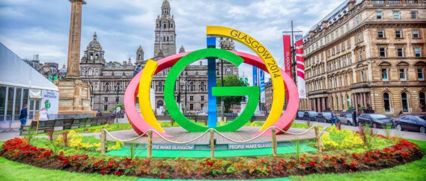 Glasgow 2014 with SSE : Sponsorship Launch PR