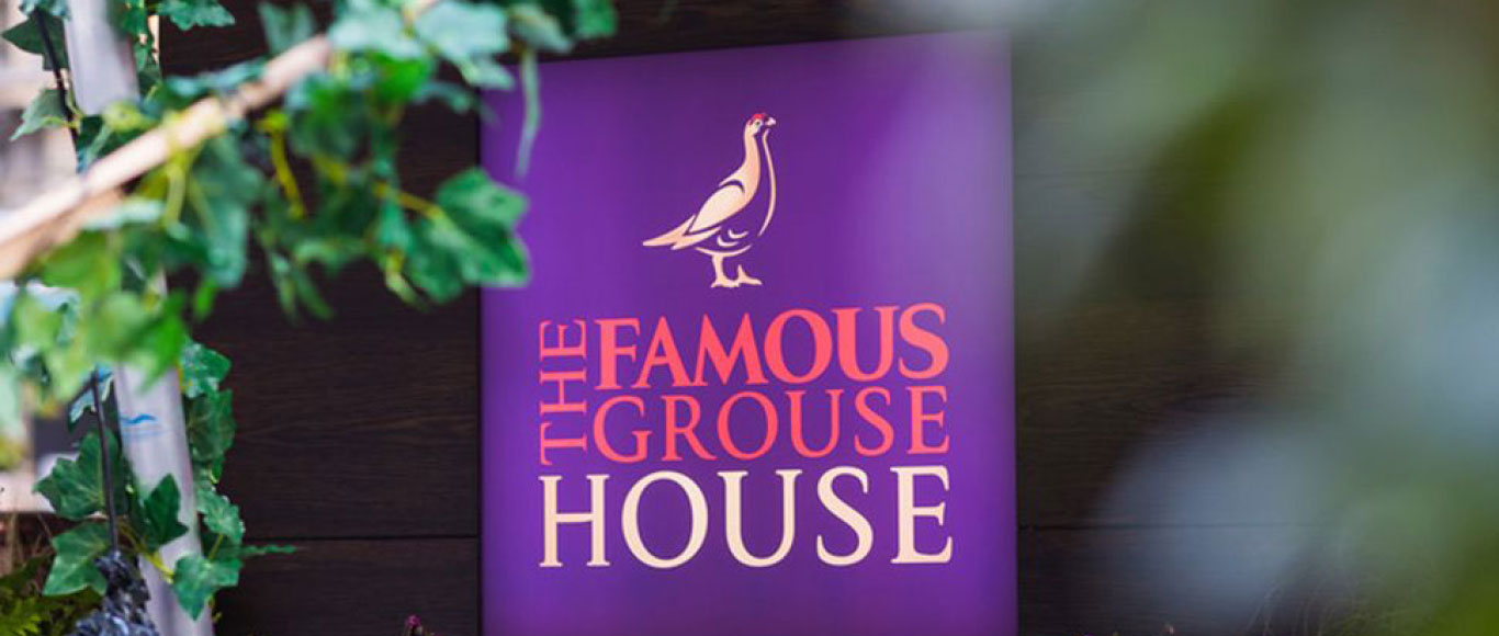 The Famous Grouse : Experiential Activation