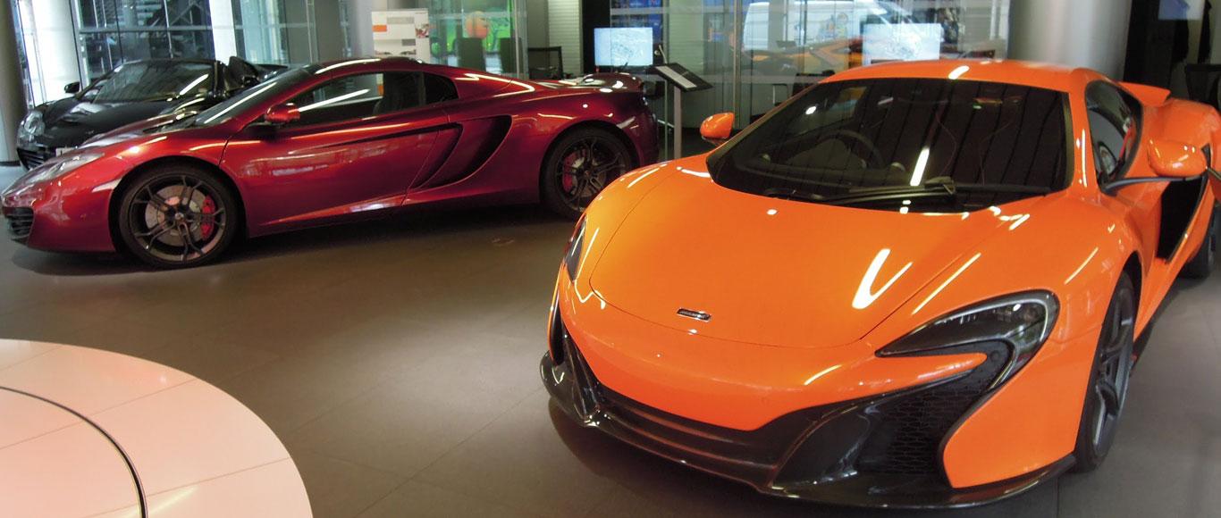 Supercar Club : VIP Networking Event