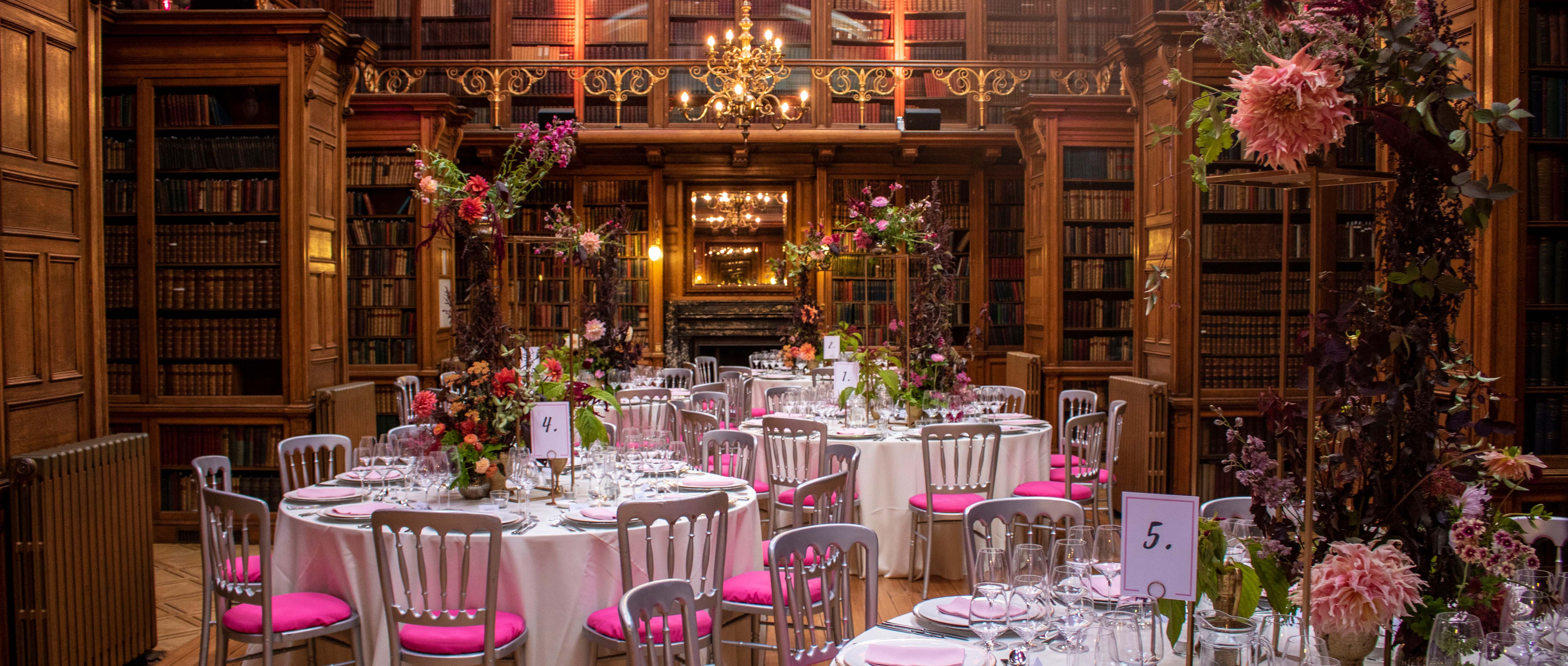 Private Event : Glamorous and Intimate Celebration