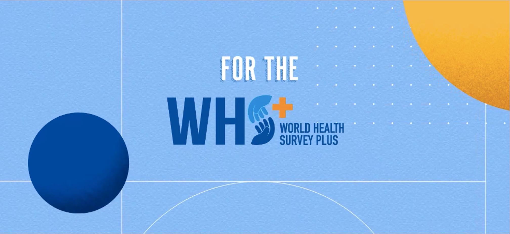 WHS+ Expert Consultation