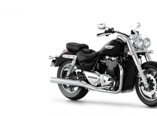 Triumph Thunderbird Commander/LT – World Press Launch