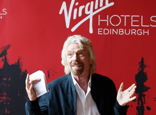 Virgin Hotels Edinburgh : Press Launch Event