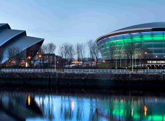 The SSE Hydro: Sponsor Launch Operations