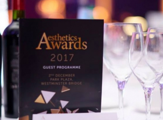 The Aesthetics Awards : Awards Dinner & Ceremony