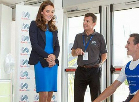 SportsAid with SSE : VIP Reception